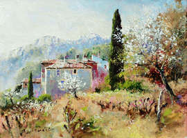 VAUCLUSE SPRING
